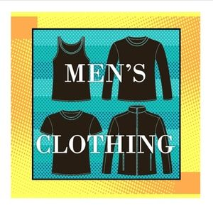 Men's Clothing - Pull-overs, Athletic Wear & MORE!